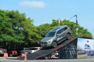 Ford Việt Nam tiếp tục khởi động chương trình Ford Roadshow 2019