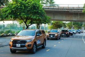 Ford Roadshow 2019 sẽ diễn ra trên 19 tỉnh thành