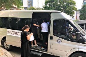 Vụ học sinh trường Gateway tử vong: Quy định mới về xe đưa đón khách