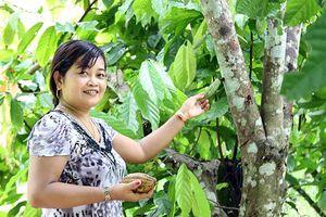 Nữ cán bộ Khmer được dân tín nhiệm