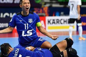Thái Sơn Nam trước cơ hội vào bán kết AFC Futsal Club Championship 2019