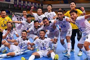 Cận cảnh Thái Sơn Nam thắng vùi dập đội bóng của Trung Quốc