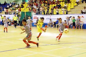 Giải bóng đá nhi đồng - Cúp Báo Đồng Nai lần 17-2019: 5 suất vào tứ kết đã có chủ