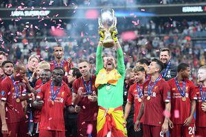 Liverpool xuất sắc giành siêu cúp châu Âu 2019