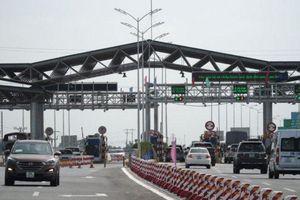 Bộ trưởng giao thông thừa nhận thu phí tự động chậm tiến độ