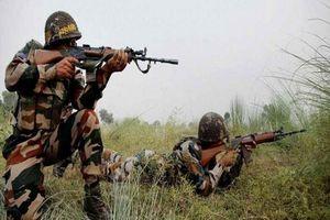 Binh sĩ Ấn Độ-Pakistan đấu súng qua Ranh giới Kiểm soát, nhiều người thiệt mạng
