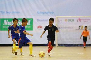Vòng tứ kết giải bóng đá nhi đồng cúp báo Đồng Nai lần 17: Vĩnh Cửu và Biên Hòa lần thứ ba liên tiếp gặp nhau
