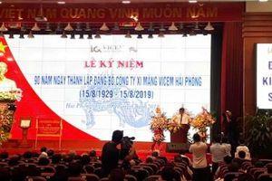 Kỷ niệm 90 năm thành lập Đảng bộ Công ty Xi măng Vicem Hải Phòng
