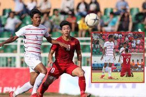 Thái Lan đá sòng phẳng thì U-18 Việt Nam lại thua Campuchia
