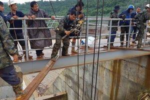 Thủy điện mất an toàn vì mưa