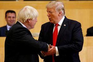 Mỹ - Anh đang nhanh chóng tiến tới một thỏa thuận thương mại 'lớn và tuyệt vời'