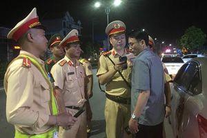 CSGT Quảng Ninh xử lý hàng nghìn 'ma men', phương tiện vi phạm trật tự ATGT