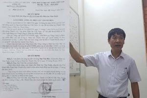 Vụ 1 phút mất điện 9 lần ở Thanh Hóa: Tạm đình chỉ công tác Giám đốc Điện lực Như Xuân