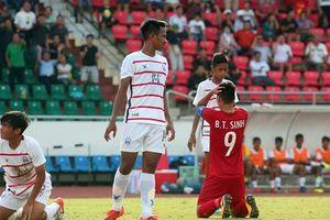 Báo chí Campuchia ngỡ ngàng khi đội nhà đánh bại cả Việt Nam lẫn Thái Lan ở giải ĐNA