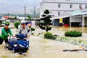 Bí thư, Chủ tịch Phú Quốc: Ngập lụt cục bộ, không ngập toàn đảo