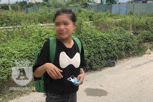 CSGT Hà Nội hỗ trợ thiếu nữ người dân tộc ít người bị lừa giữa đường