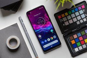 Motorola One Action ra mắt: điểm nhấn camera góc siêu rộng