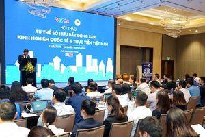 Hội thảo 'Xu thế sở hữu bất động sản': Nhiều vấn đề 'nóng' được trao đổi