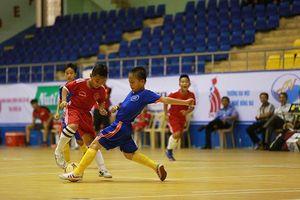 Giải bóng đá nhi đồng - Cúp Báo Đồng Nai lần 17: Cẩm Mỹ, Trảng Bom, Xuân Lộc và Biên Hòa vào bán kết