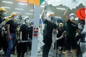 Gia tăng tình trạng bạo lực tại Hong Kong (Trung Quốc)