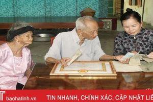 Chuyện từ một gia đình giàu truyền thống cách mạng ở Hà Tĩnh