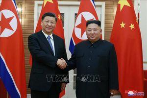 Trung - Triều nhất trí tăng cường hợp tác giữa hai quân đội