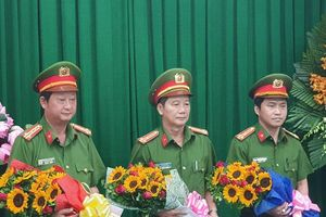 Nhóm buôn ma túy ném lựu đạn vào cảnh sát ở Bình Thạnh