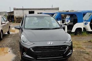 Hyundai Grand i10 bản cao cấp nhất chưa ra mắt đã xuất hiện tại đại lý