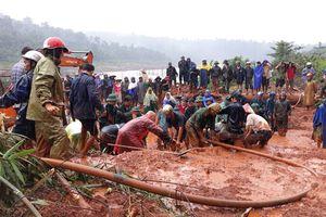 Người nhà nạn nhân vụ sạt lở đất gửi thư cảm ơn lực lượng cứu hộ