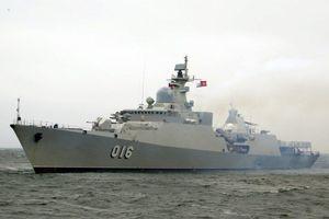 016 Quang Trung - tàu hộ vệ tên lửa uy lực nhất của Việt Nam