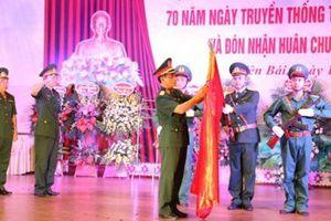 Trung đoàn Cao-Bắc-Lạng kỷ niệm 70 năm ngày truyền thống
