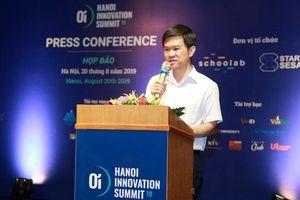 Hà Nội lần đầu tổ chức Diễn đàn Khởi nghiệp sáng tạo