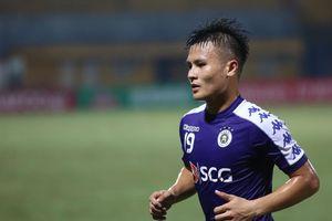 Quang Hải tỏa sáng, Hà Nội FC ngược dòng đánh bại Altyn Asyr