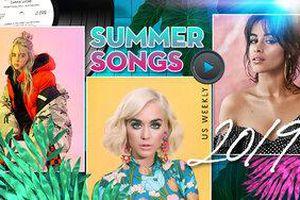 Top 10 những ca khúc mùa hè hay nhất năm 2019 của US Weekly
