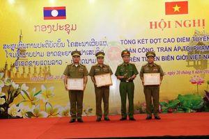 Phát hiện, bắt hơn 1.500 vụ ma túy trên tuyến biên giới Việt - Lào