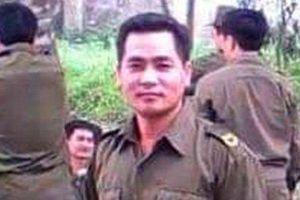 Công nhận Liệt sĩ đối với Trưởng công an xã hy sinh trong lúc giúp dân chống lũ