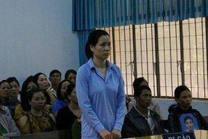 Nữ tiếp thị bia giết người tình trẻ tại chung cư lĩnh 15 năm tù