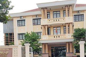 Phó giám đốc sở Tư pháp Hậu Giang bị kỷ luật vì từ chối quyết định điều động