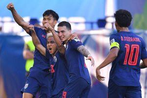 Danh sách đội tuyển Thái Lan đối đầu với Việt Nam tại vòng loại World Cup 2022