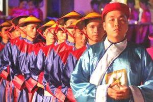 Lễ cưới của hoàng tử triều Nguyễn cầu kỳ đến mức nào?