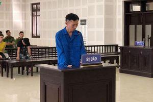 Kẻ dùng mìn đe dọa giết vợ lĩnh án 8 năm tù
