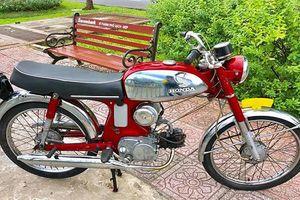 Xe máy Honda 67 'độc nhất' Việt Nam chỉ 50 triệu đồng