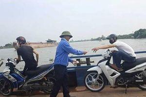 Cần làm rõ việc thu tiền không xé vé ở bến phà Quang Thanh