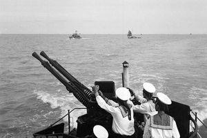 Cựu chiến binh Hải quân Nghệ Tĩnh kỷ niệm 55 năm chiến thắng trận đầu