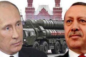 Lý do Thổ Nhĩ Kỳ phải đối mặt với 'cơn thịnh nộ' từ chính S-400 của Nga ở Syria