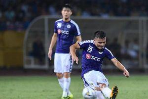 AFC hết lời ngợi khen tiền vệ Quang Hải sau trận bán kết liên khu vực