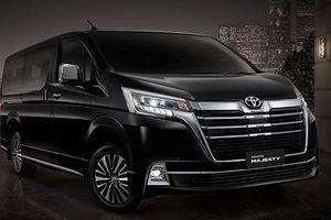 MPV 'sang chảnh' Toyota Majesty chỉ từ 1,28 tỷ đồng có gì?