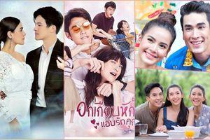 5 phim truyền hình của channel 3 nửa cuối 2019: Toàn siêu phẩm với dàn diễn viên hàng đầu của Thái Lan