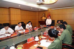 Nâng cao hiệu quả công tác bảo vệ bí mật nhà nước tại Bộ Tài nguyên và Môi trường