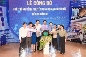 Quảng Ninh đầu tư 100 tỷ đồng phát sóng kênh truyền hình tiêu chuẩn HD